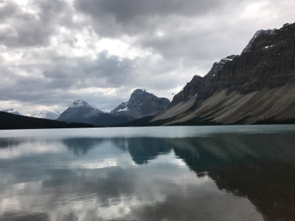 photo of bow lake