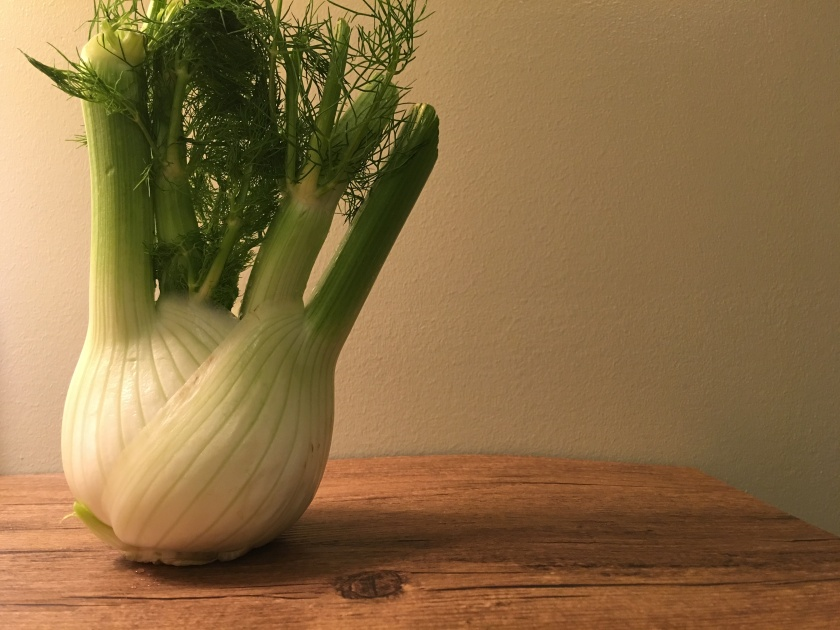 fennel vegetable