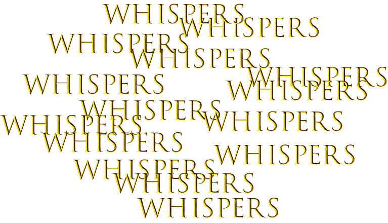 word whispers