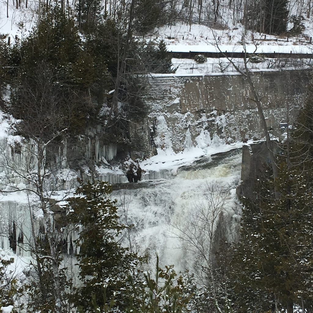 forks of the credit falls